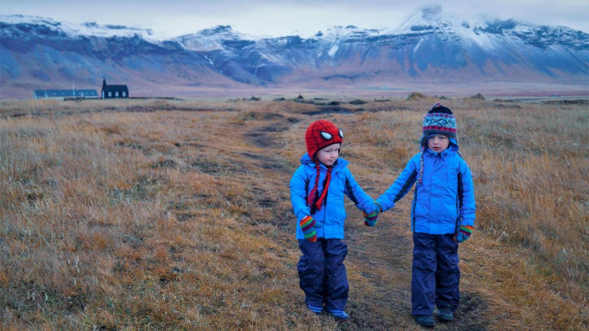5 day Iceland itinerary with kids