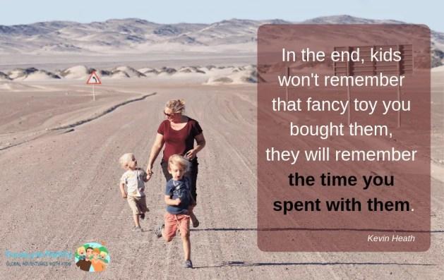 family travel quote
