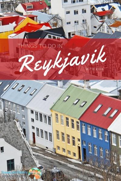 Reykjavík with kids