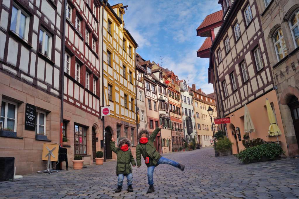 Nuremberg with kids: Top 10 things to do