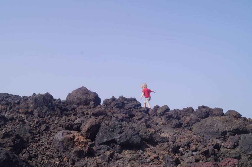 Lanzarote with kids: off the beaten track