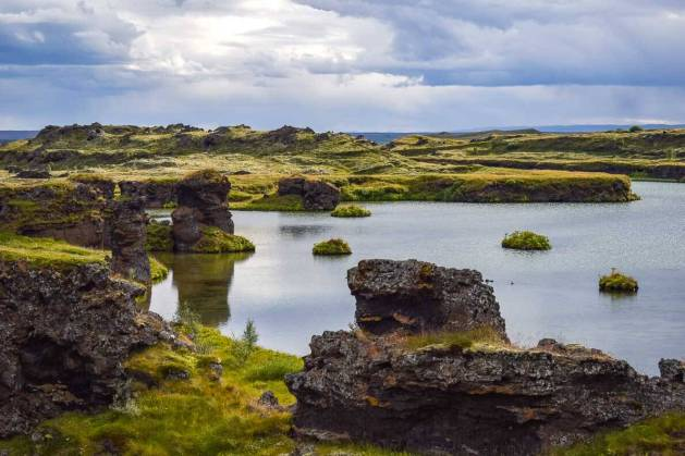 Places to visit in Europe in Summer - Lake Myvatn