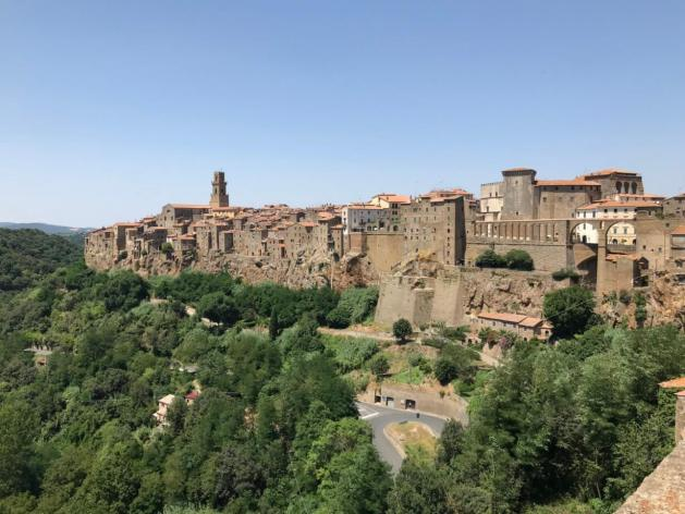 Places to visit in Europe in Summer - Pitigliano
