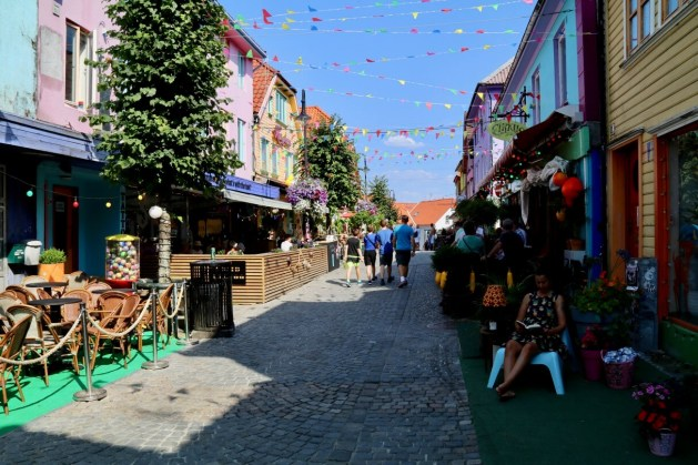 Places to visit in Europe in Summer - Stavanger