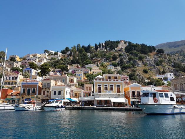 Places to visit in Europe in Summer - Symi