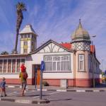 Things to do in Swakopmund with kids - architecture