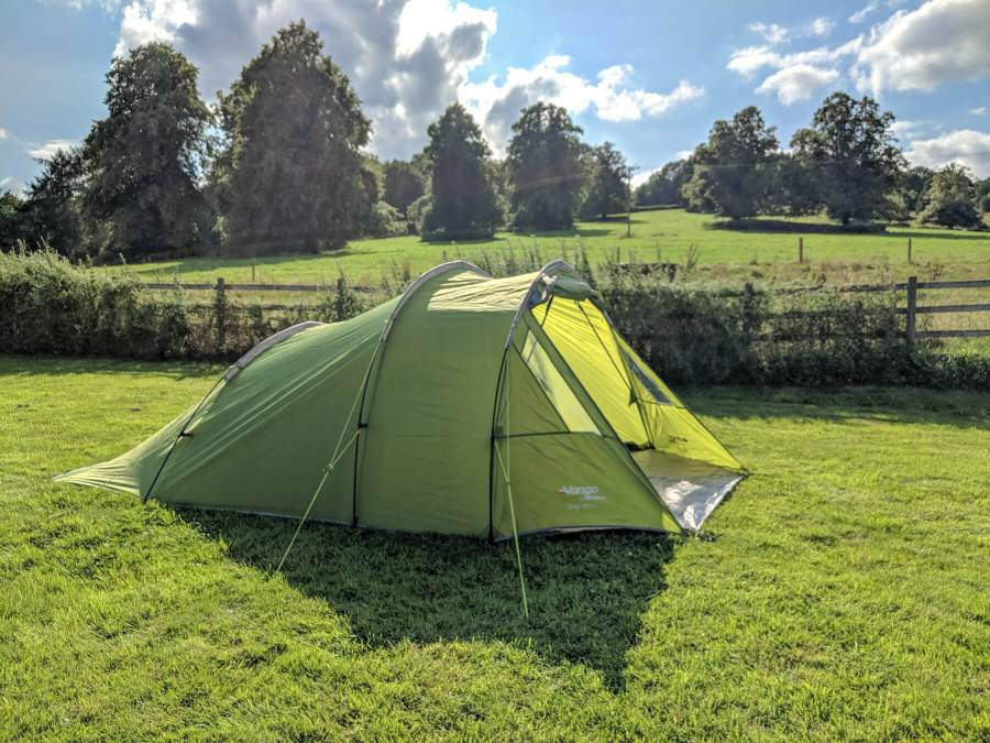 The Vango Sprey 400+