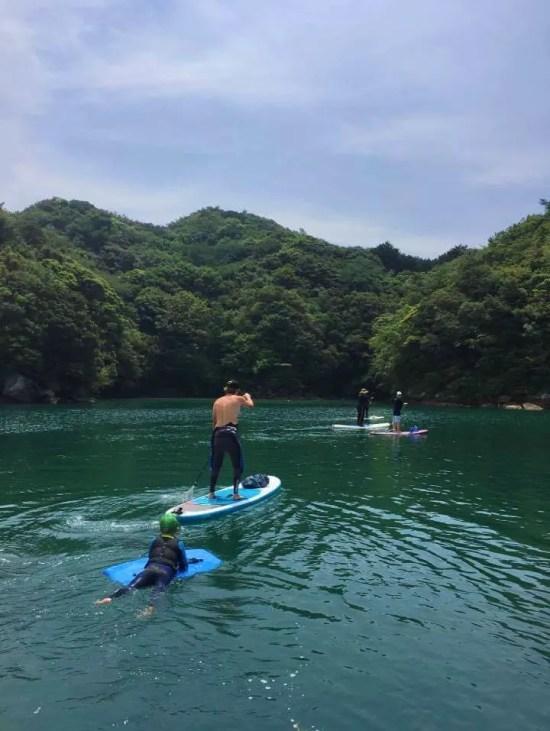 SUP Shikoku