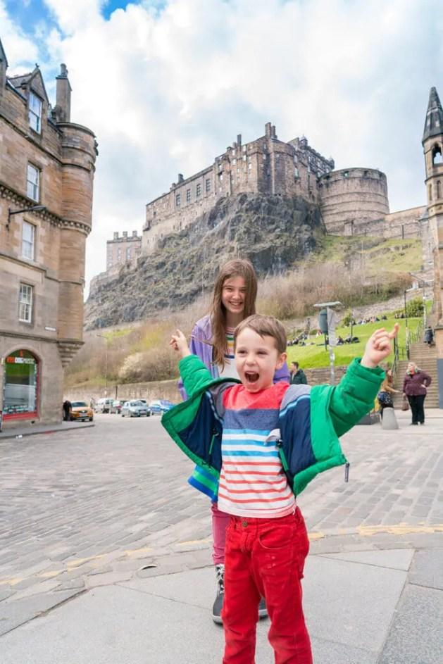 NYE in Edinburgh