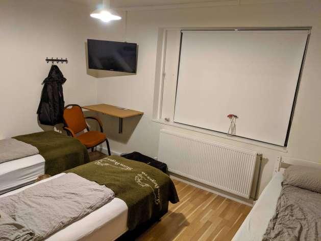 3 bed room at Stóra Ásgeirsá