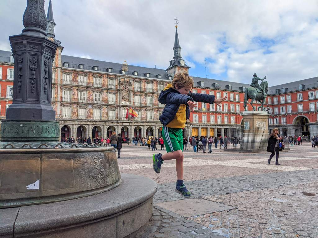2 DAYS in MADRID WITH KIDS: itinerary, map, and top things to do