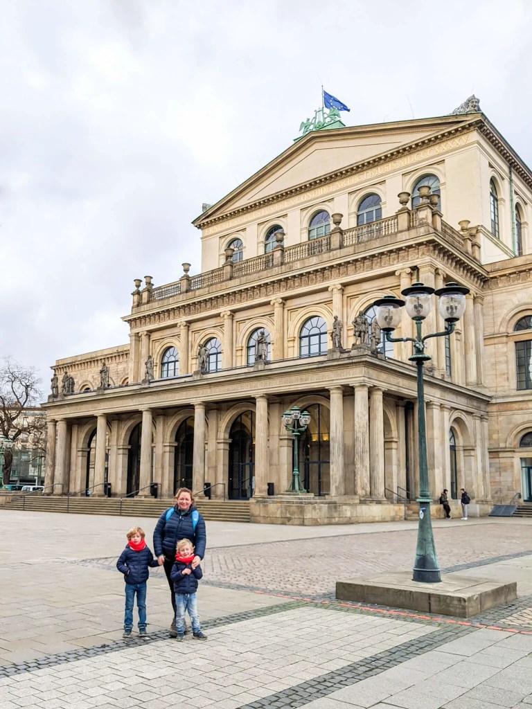 Hannover Opera House