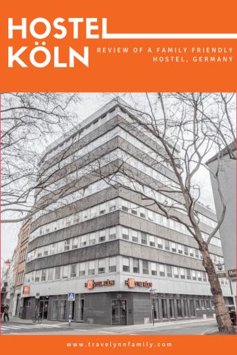 Hostel Köln review