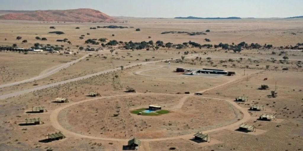 Sosus Oasis Campsite