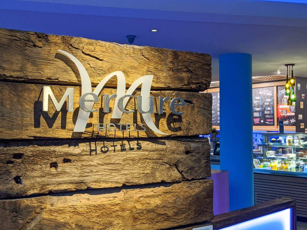 Mercure Hamburg REVIEW: a family stay in the Junior Suite