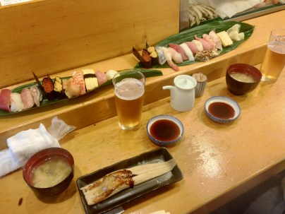 Sushi at its best