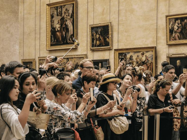 Dying Destinations: Louvre Museum, Paris, France