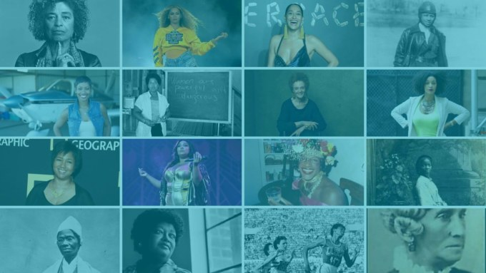 Women's History Month Tribute Video