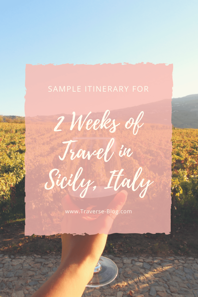 An under-rated Italian destination, here is my ideal itinerary for two weeks in Sicily to encourage you to explore this amazing part of Italy!