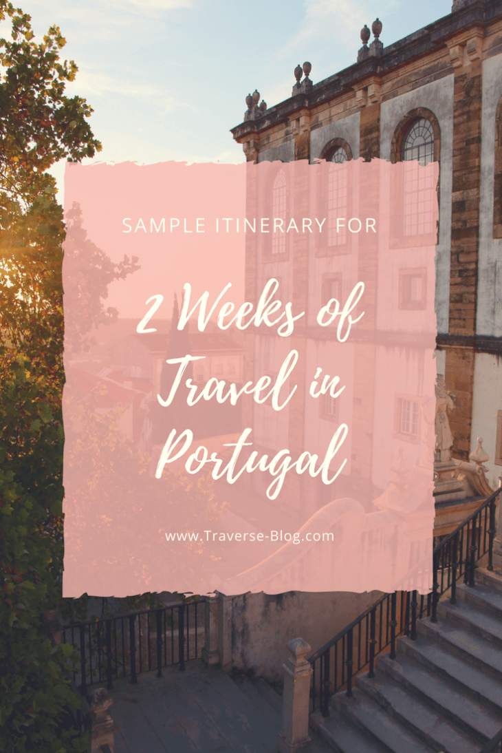 Planning for a 2 week trip in Portugal? This suggested itinerary is how I would recommend spending 2 weeks traveling in Portugal with stops in Lisbon, Sintra, Porto and the Douro Valley.