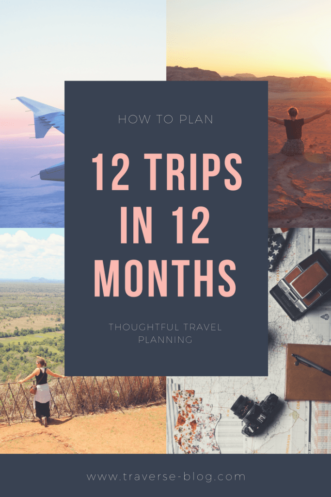 For the last three years, I have had a schedule packed with travel doing 12 trips or more each calendar year! My 12 trips in 12 months campaign started in 2015, and I am proud to be doing it again in 2017. This adventure has been exciting, exhausting and rewarding all at once, and I have learned A LOT about what it takes to make travel a regular part of your routine. Regardless of how many trips you might want to accomplish in one year, below are practical tips and tutorials for what goes into