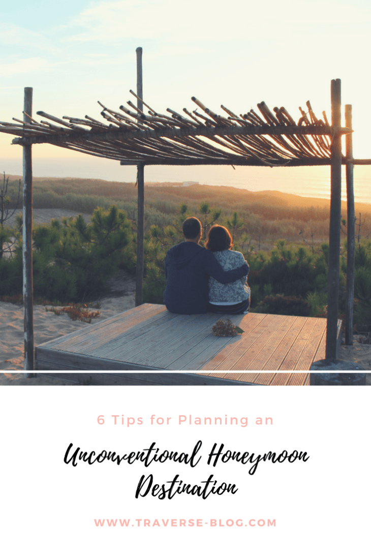 The planning process for bringing our Portugal honeymoon from idea to reality was more time-consuming than I expected. In the process, my husband and I learned a lot about how to plan a honeymoon to an unconventional destination. For any other couples considering a honeymoon to Portugal or other under-the-radar locations, here are our 6 tips for planning a honeymoon to an unconventional destination.