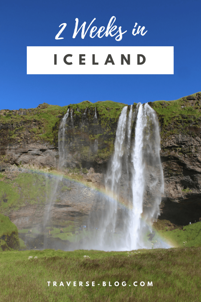 Iceland is perfect summer destination for travelers looking for outdoor adventures. With this two week travel itinerary, you will see famous waterfalls, explore deep canyons and hike on ancient glaciers. Plan your 2 week trip to Iceland today!