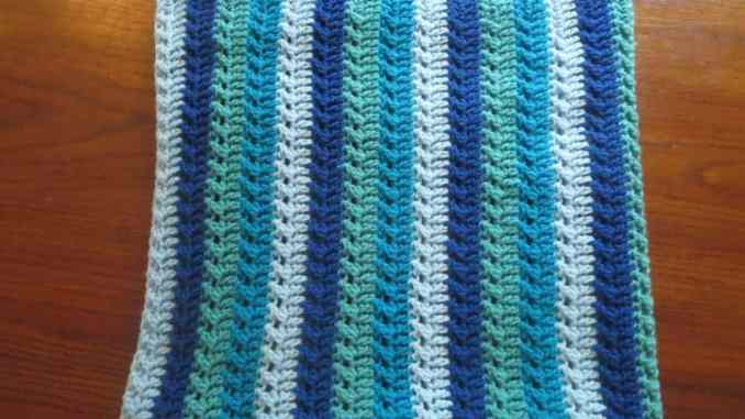 Free Crochet Baby Blanket Pattern Easy Baby Blanket Crochet Pattern