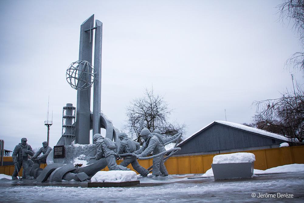 Voyager à Tchernobyl - Voyager à Prypiat