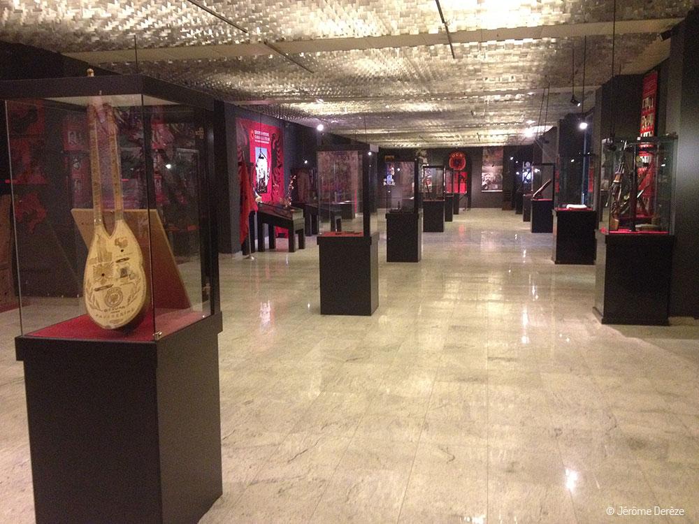 Voyager au Kosovo - Musée du kosovo