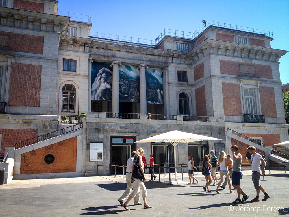 Visiter musées Madrid - Prado