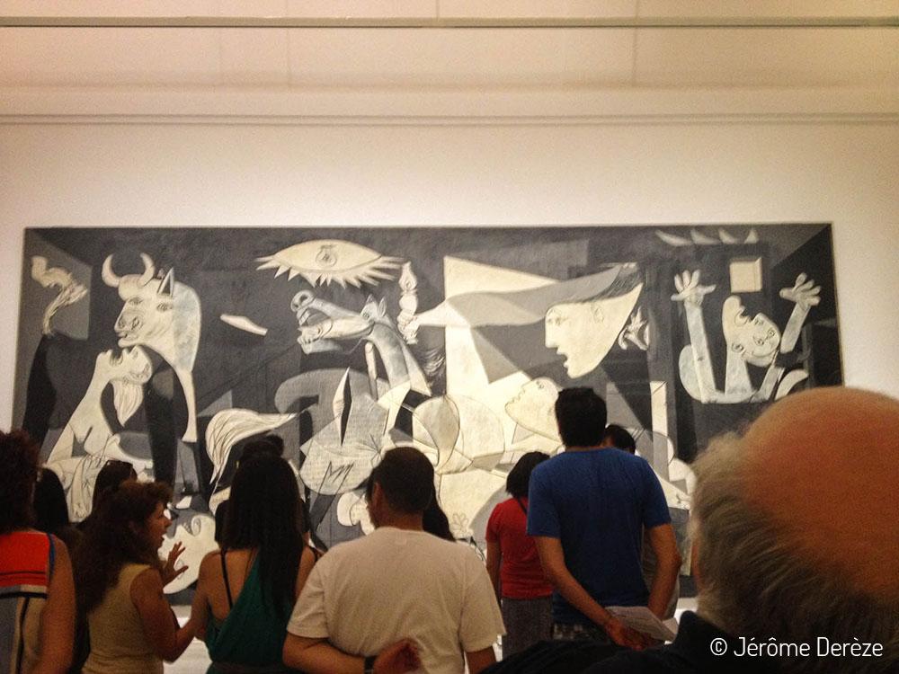Visiter musées Madrid - Reina Sofia