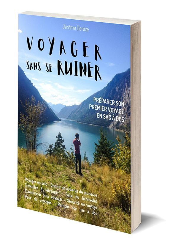 livre de voyage en auto-édition
