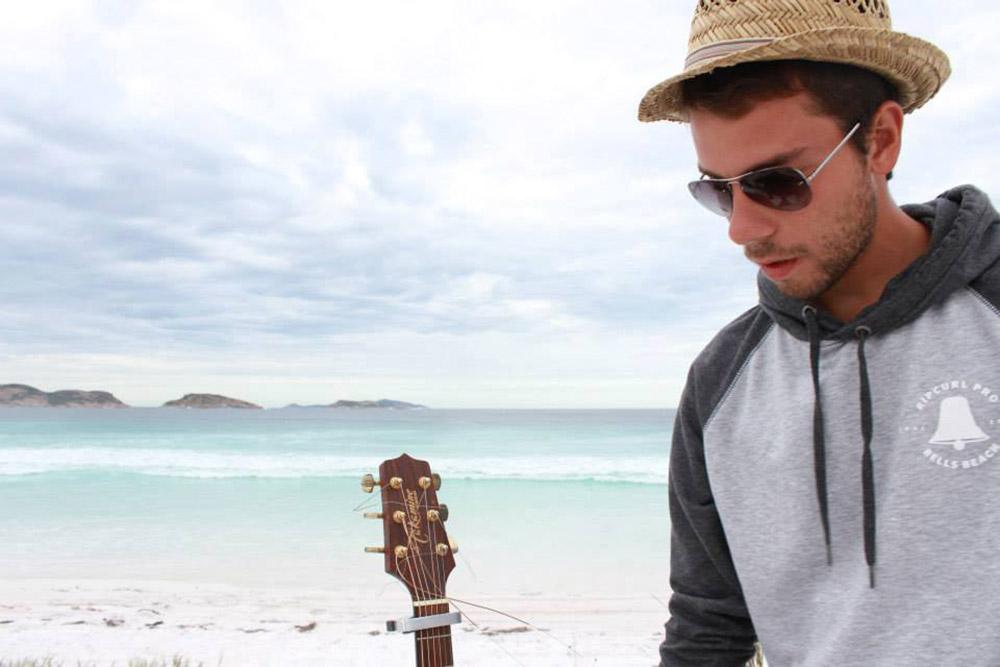 Globetrotter musicien - Anthony Lovison