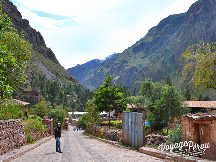 Voyage Pérou - Ollantaytambo-pachar