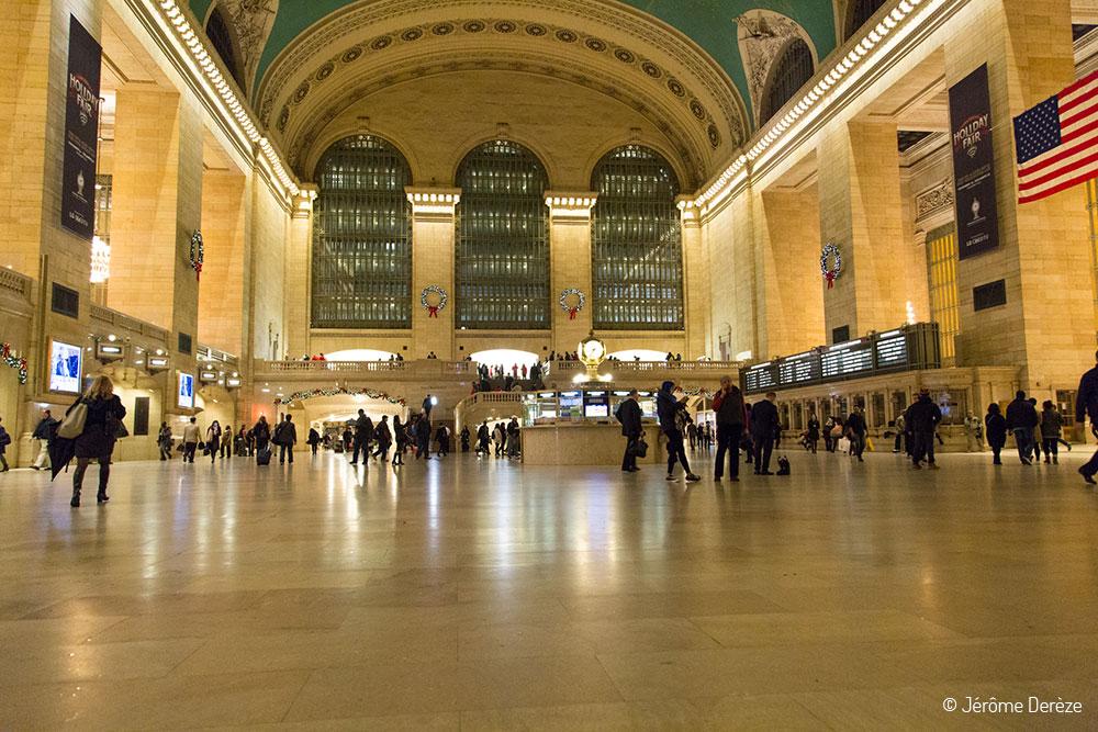 Gare de New-York - Grand Central Terminal