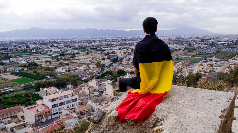 Belge au bout du monde