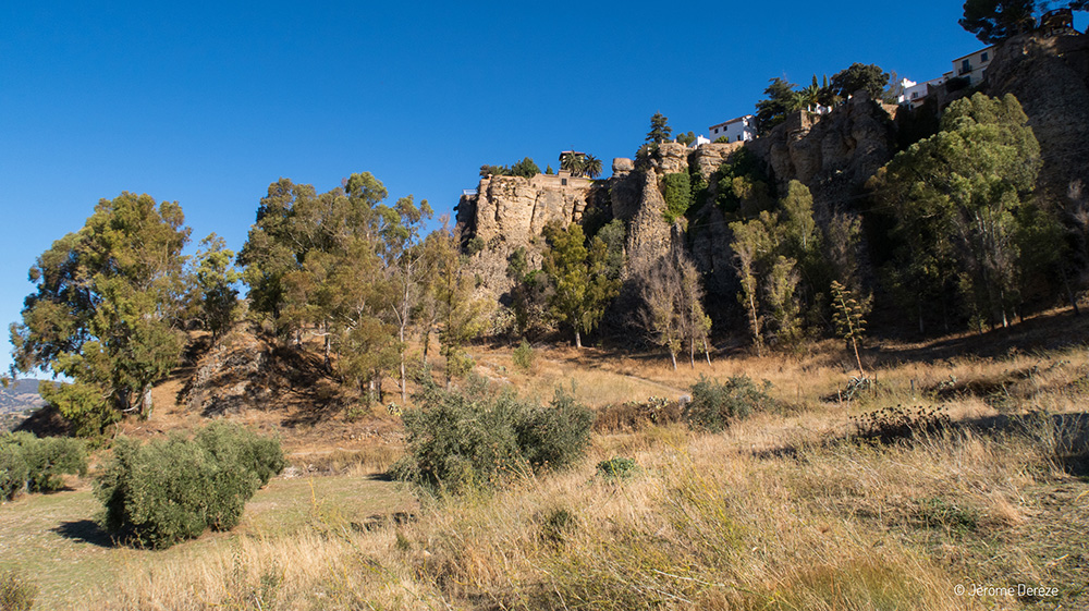 Vallées de Ronda en Andalousie