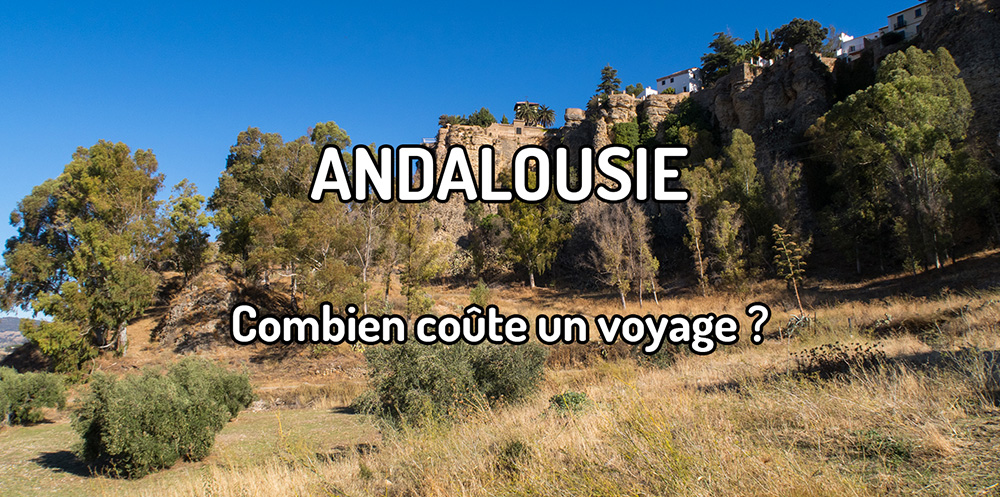 Combien coûte un voyage en Andalousie ?