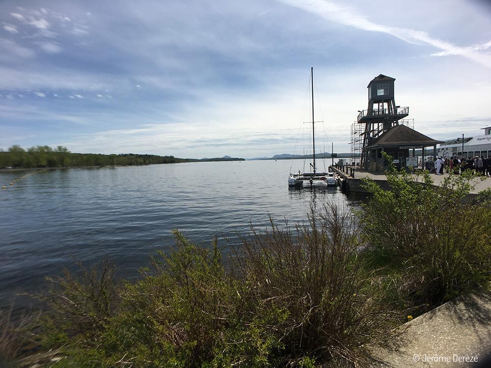 Visiter Estrie et Cantons de l'Est - Lac Memphrémagog