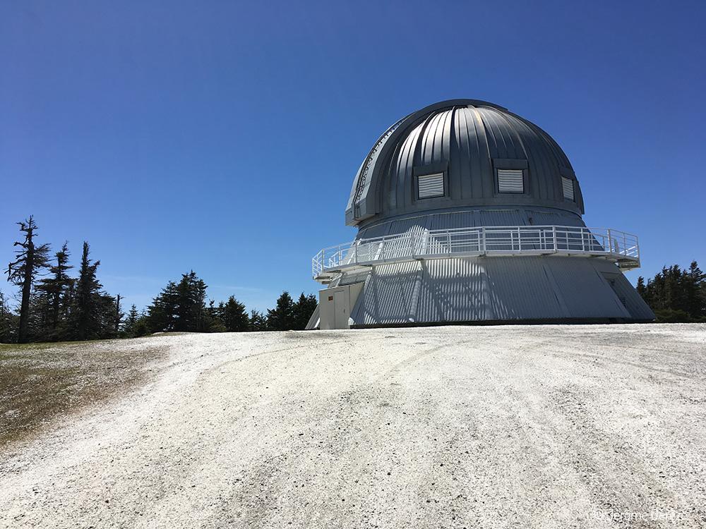 Visiter Estrie - Parc national du Mont-Mégantic - Observatoire