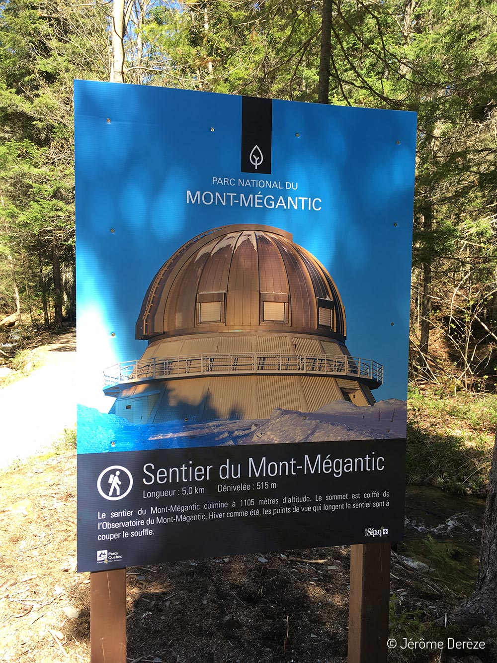 Parc national du Mont-Mégantic