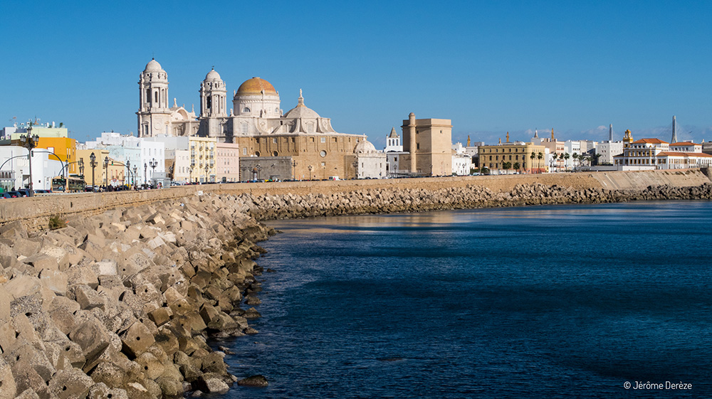 Où partir voyager en Espagne - Voyager à Cadix