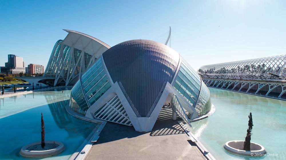 Visiter Valence - Cité des Arts et Sciences