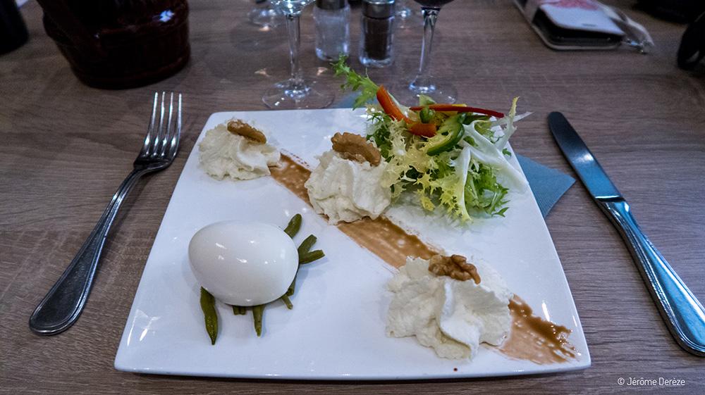 Le Pont Neuf - restaurant aveyron et manger du roquefort