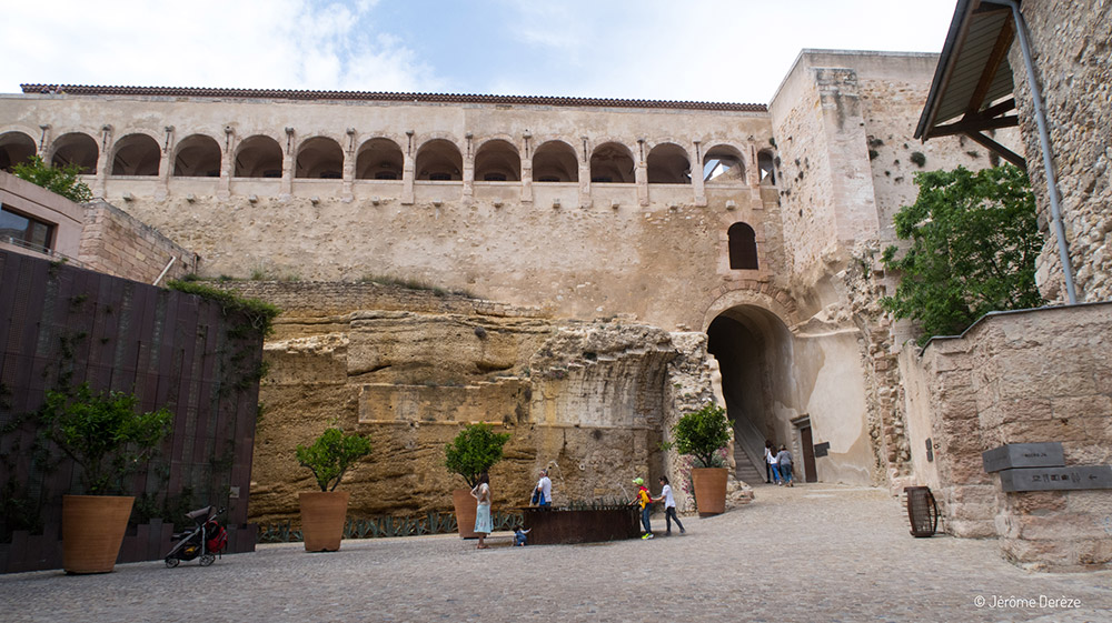 Fort de Saint-Jean à Marseille