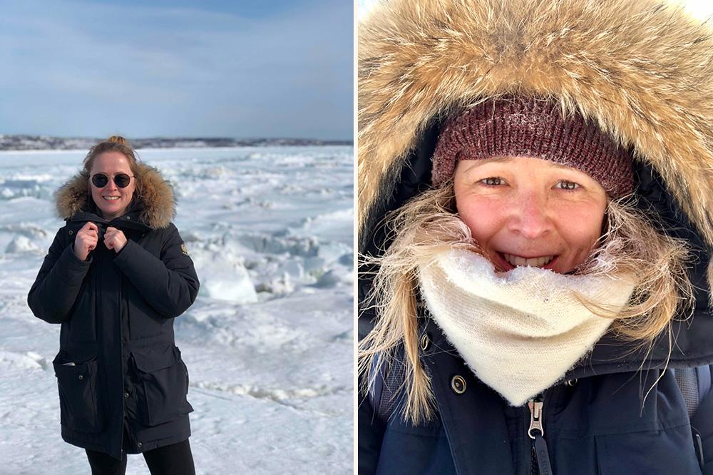 Anne Sellès - Travailler à Kuujjuaq dans le Nunavik