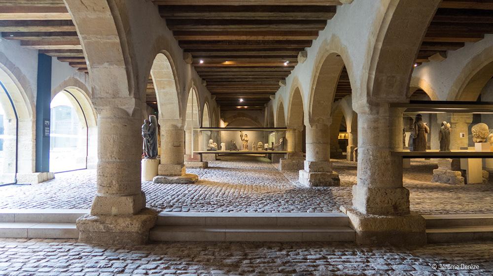 Visiter le musée de la cour d'or de Metz