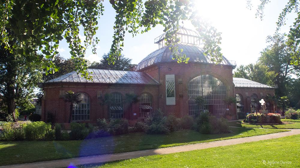 Visiter le Jardin Botanique de Metz