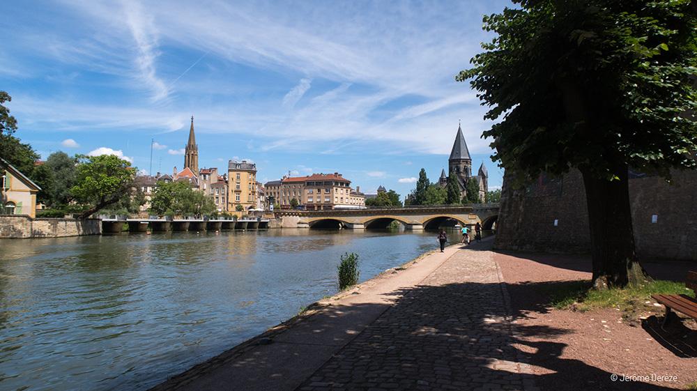 Visiter le Temple Neuf de Metz